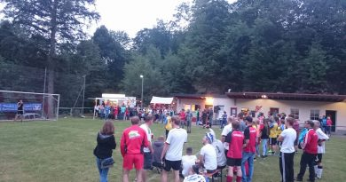 Sportfest in Ernzen am dritten Juli-Wochenende