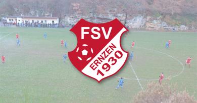 Jahreshauptversammlung des FSV Ernzen am 7. Dezember